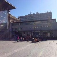 Photo taken at Aberdeen Railway Station (ABD) by Bruce S. on 5/24/2013