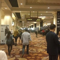Photo taken at Mandalay Bay Convention Center by 😱 on 2/20/2013