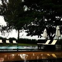 Photo taken at Samanea Resort Khao Yai by Noël N. on 8/13/2013