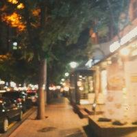 Photo taken at 정자동 카페거리 by 🍰Julia K. on 6/14/2016