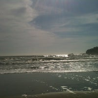 Photo taken at Sachuest Beach - Surfer's End by Eileen B. on 10/21/2012