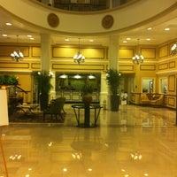 Photo taken at King Edward Hotel (Hilton Garden Inn Jackson) by Denise S. on 8/22/2013