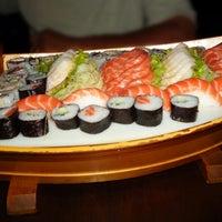Photo taken at Sushi Mar by Nelia B. on 8/2/2013