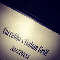 Photo taken at Carrabba's Italian Grill by Nemo B. on 11/23/2012