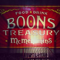 Photo taken at Boon's Treasury by Beau G. on 10/6/2013