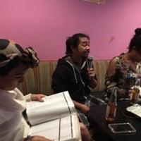 Photo taken at Karaoke Hut Sports Bar & Grill by James G. on 3/19/2016