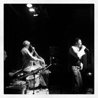 Photo taken at Egan's Ballard Jam House by Tae Phoenix on 4/11/2013