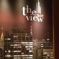 Photo taken at The View Bar by Fayez T. on 11/23/2012