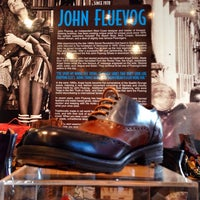 Photo taken at John Fluevog Shoes by Armand R. on 10/11/2013