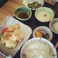 Photo taken at 赤坂 ざんまい by Lisa M. on 4/26/2013