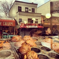 Photo taken at Peter Pan Donut & Pastry Shop by Josh C. on 2/3/2013