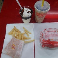 Photo taken at Hungry Jack's by Winnie L. on 8/25/2013