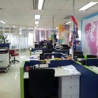 Photo taken at detikcom Head Quarter - 4th floor by arg_d3 on 3/13/2013