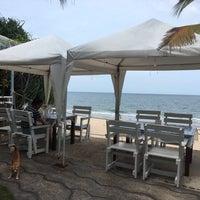 Photo taken at Baan Montra Beach Resort by Cloudfah F. on 6/25/2016