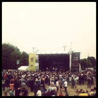 Photo taken at Devonshire Green by Andy M. on 7/21/2013