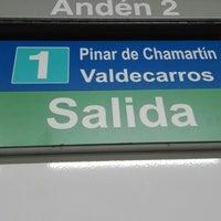 Photo taken at Metro Pacífico by Eva D. on 9/28/2015