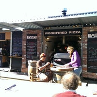 Base Woodfired Pizza
