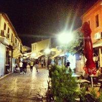 Photo taken at Стара скопска чаршија | Skopje Old Bazaar by Marko C. on 8/1/2013