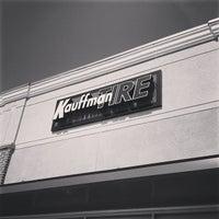 Photo taken at Kauffman Tire by Matt P. on 7/3/2014