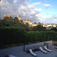 Photo taken at Hôtel Mercure by Ruslan ✈ G. on 10/15/2012