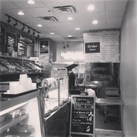 Photo taken at Best Bagel & Coffee by William G. on 8/10/2013