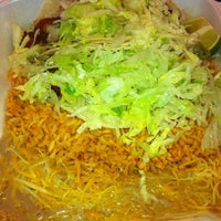 Photo taken at Baldo's Mexican Restaurant by Reggie C. on 12/28/2012