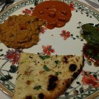 Photo taken at Rangoli India Restaurant by Gaurav N. on 8/13/2016