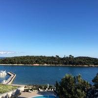 Photo taken at Hotel Istra by Elisabetta B. on 4/29/2016