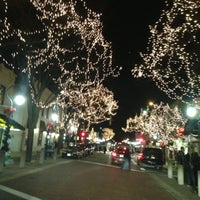 Photo taken at Downtown Naperville by Gorgi on 12/9/2012