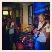 Photo taken at The Dubliner by James C. on 3/13/2013