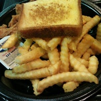 Photo taken at Zaxby's by Alexander W. on 11/19/2012