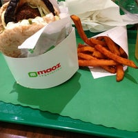 Photo taken at Maoz Vegetarian by Dave F. on 8/15/2013
