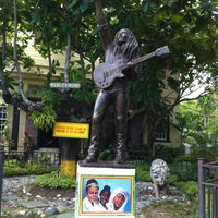 Photo taken at Bob Marley Museum by Ivonne S. on 7/8/2013