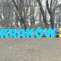 Photo taken at Radisson Blu Hotel Kraków by Josie M. on 1/31/2016