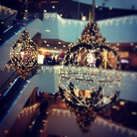 Photo taken at Galeria Shopping Mall by Olga S. on 12/22/2012