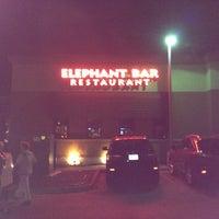 Photo taken at Elephant Bar Restaurant by TrueB3auty on 12/6/2012