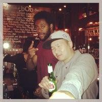 Photo taken at bOb Bar by Jon S. on 3/1/2013