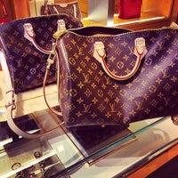 Photo taken at Louis Vuitton by nest nosh p. on 2/28/2014