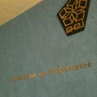 Photo taken at Asociacion De Empresarios De Iztapalapa by Alex S. on 6/15/2013