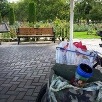 Photo taken at Julia Davis Rose Garden by Brock F. on 9/23/2013