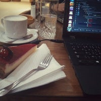 Photo taken at O Globe Coffee by Zahim A. on 3/13/2014