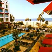 Photo taken at Loews Santa Monica by Robert L. on 3/9/2013