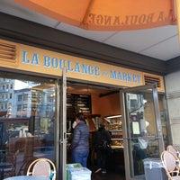 Photo taken at La Boulange de Market by Deric D. on 3/22/2013