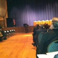 Photo taken at Nashville War Memorial Auditorium by Edwin G. on 11/6/2012