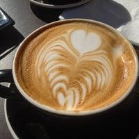 Photo taken at Contraband Coffeebar by Shana K. on 10/28/2012