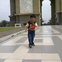 Photo taken at Sri Ratu Kediri by Karjito S. on 5/18/2013