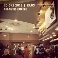 Photo taken at Atlantis Coffee by Mimi T. on 10/20/2013