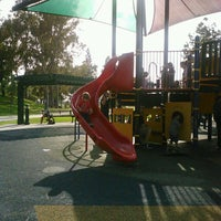 Photo taken at Tewinkle Playground by Briana R. on 5/17/2013