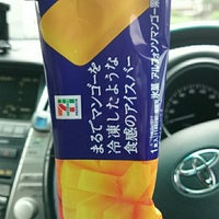 Photo taken at セブンイレブン 越後中里村田沢店 by らく on 8/4/2014