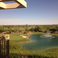 Photo taken at The Canyon Suites at The Phoenician by Eric V. on 6/5/2014
